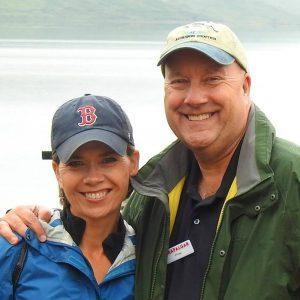 Big Year Birding - Ingrid and Ethan Whitaker
